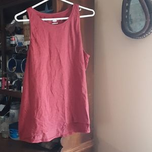 Old Navy Relaxed Racerback Sleeveless Tee